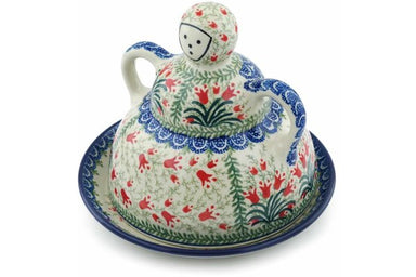 "7"" Cheese Lady - Crimson Bells 