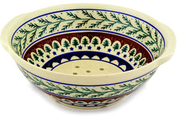 "10"" Colander - Evergreen 