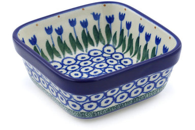 6 oz Condiment Bowl - 490AX | Polish Pottery House