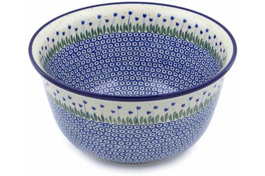 32 cup Serving Bowl - 490AX | Polish Pottery House