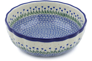 15 cup Serving Bowl - 490AX | Polish Pottery House