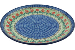 "10"" Luncheon Plate - Cosmos 