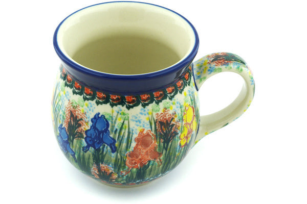 15 oz Bubble Mug - U4157 | Polish Pottery House