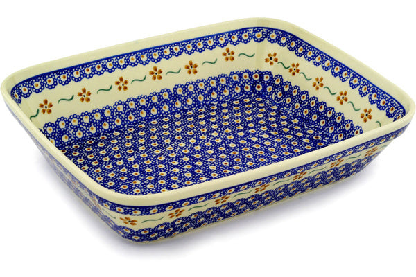 "10"" x 12"" Rectangular Baker - 864 