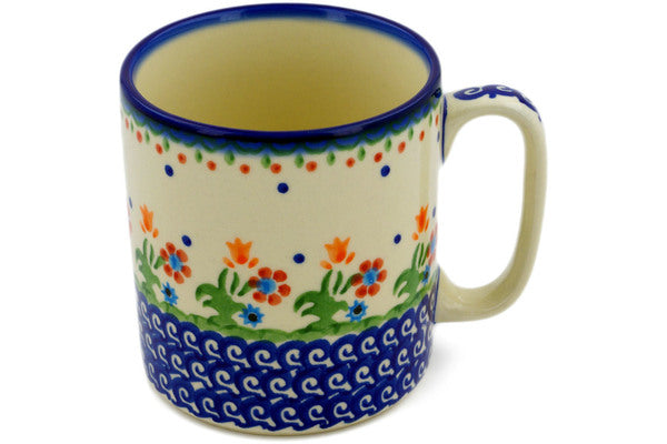 12 oz Mug - D19 | Polish Pottery House