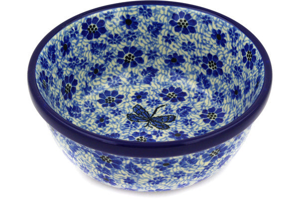 21 oz Cereal Bowl - Dragonfly | Polish Pottery House