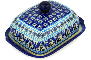 "7"" Butter Dish - 1026X 