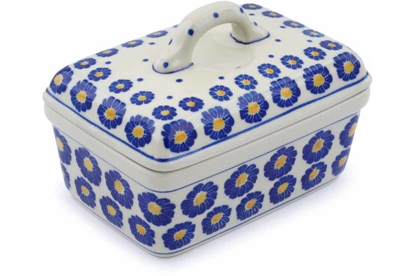"6"" Butter Dish - P7885A 