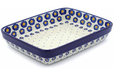"7"" x 10"" Rectangular Baker - P8824A 