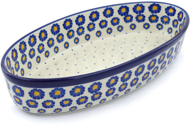 "15"" Oval Baker - P8824A 