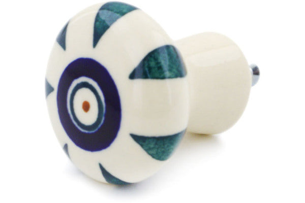 "2"" Drawer Pull Knob - Peacock 