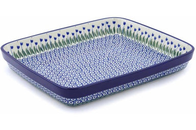 "10"" x 12"" Rectangular Baker - 490AX 