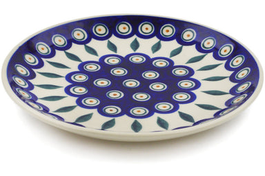 "8"" Salad Plate - Peacock 