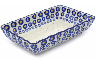 "7"" x 11"" Rectangular Baker - P8824A 
