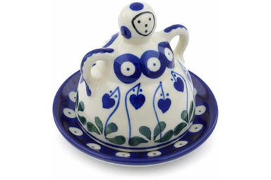 "3"" Mini Cheese Lady - Blue Bell 