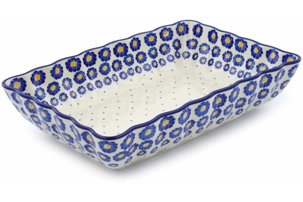 "8"" x 12"" Rectangular Baker - P8824A 
