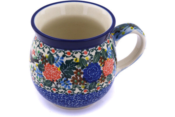 15 oz Bubble Mug - U3267 | Polish Pottery House