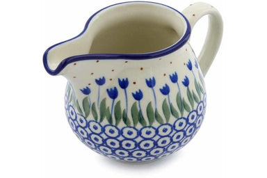 8 oz Creamer - 490AX | Polish Pottery House