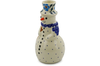 "6"" Snowman Candle Holder - Sky Spin 