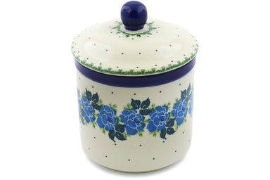 "6"" Canister - Bendikas Floral 