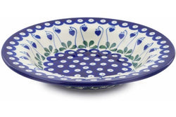 "9"" Pasta Bowl - Blue Bell 