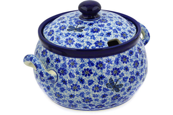 15 cup Soup Tureen - Dragonfly | Polish Pottery House