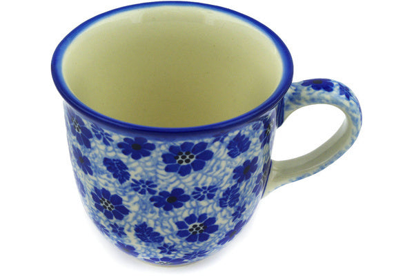 10 oz Mug - Dragonfly | Polish Pottery House