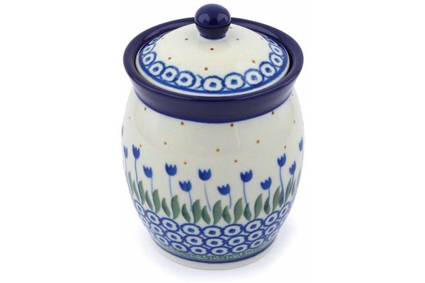 16 oz Canister - 490AX | Polish Pottery House