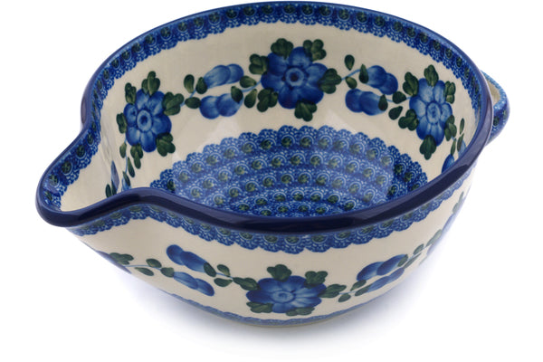 5 cup Batter Bowl - Heritage | Polish Pottery House