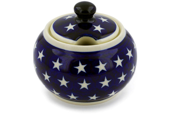 10 oz Sugar Bowl - 82 | Polish Pottery House