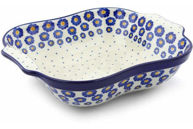"10"" Square Baker with Handles - P8824A 