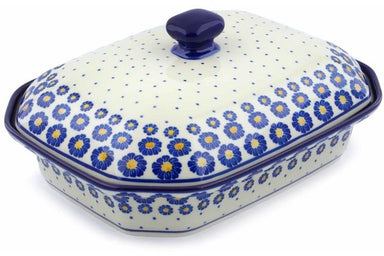 "12"" Covered Baker - P8824A 