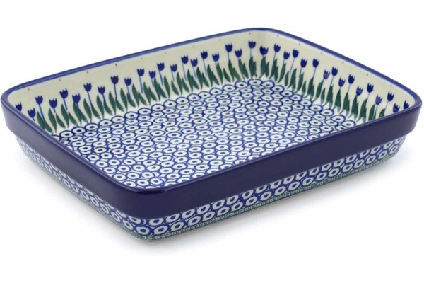 "7"" x 10"" Rectangular Baker - 490AX 