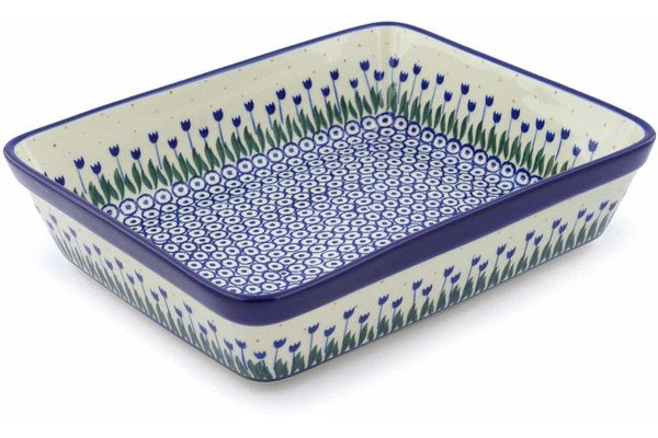 "9"" x 11"" Rectangular Baker - 490AX 