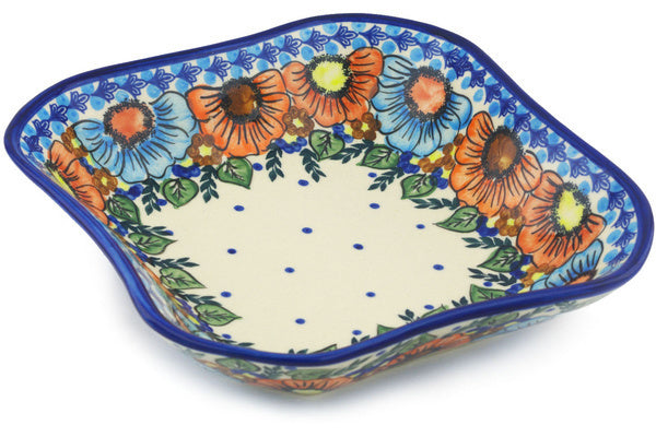 "8"" Square Bowl - D114 