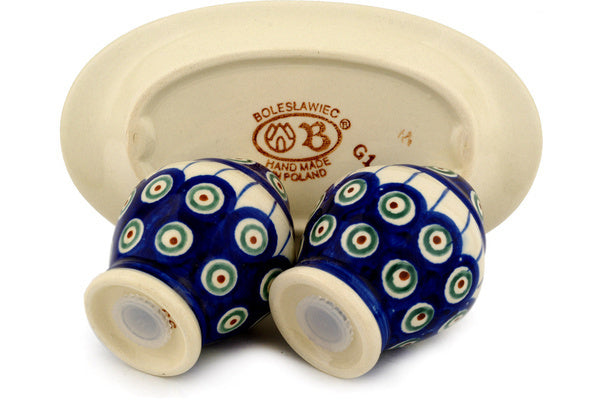"4"" Salt and Pepper Shakers - 8 