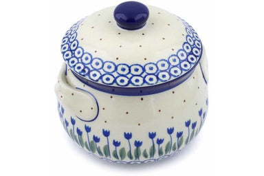 3 cup Soup Cup with Lid - 490AX | Polish Pottery House