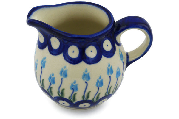 8 oz Creamer - D107 | Polish Pottery House