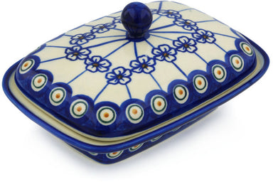"7"" Butter Dish - D106 