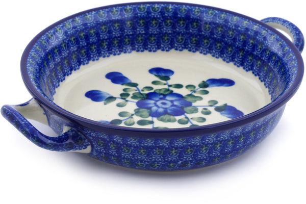 "7"" Round Baker with Handles - Heritage 