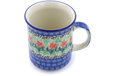 10 oz Mug - Cosmos | Polish Pottery House
