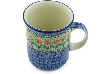 20 oz Mug - Cosmos | Polish Pottery House