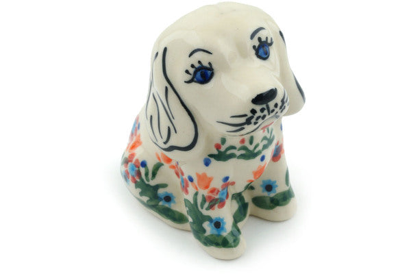 "4"" Dog Figurine - D19 