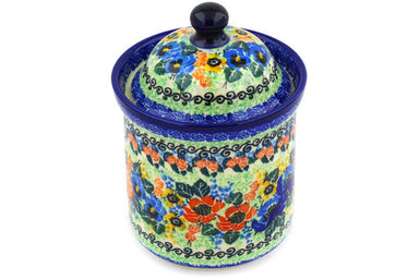 20 oz Canister - U4006 | Polish Pottery House