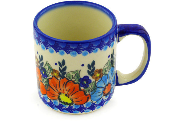 12 oz Mug - D114 | Polish Pottery House