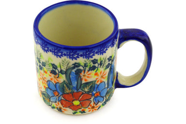 11 oz Mug - Color Burst | Polish Pottery House