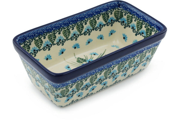 "4"" x 6"" Loaf Pan - Empire Blue 