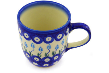 10 oz Mug - D107 | Polish Pottery House