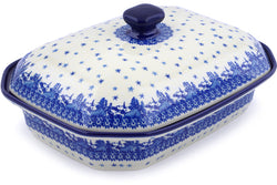 "12"" Covered Baker - P9285A 
