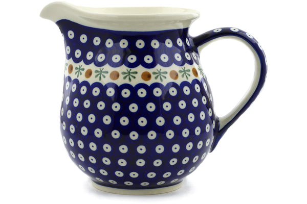 7 cup Pitcher - Old Poland | Polish Pottery House